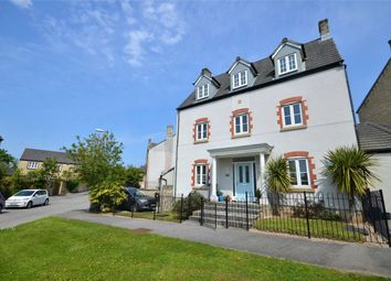 Thumbnail 4 bed detached house for sale in Treffry Road, Truro, Cornwall