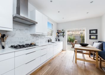 Thumbnail 4 bed semi-detached house for sale in Agnes Road, London