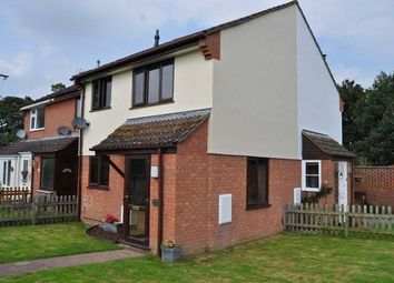 Thumbnail 1 bed terraced house to rent in River Drive, Cullompton