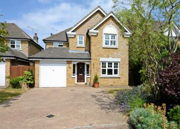 Thumbnail 4 bedroom detached house to rent in Darracott Close, Camberley