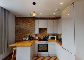 Thumbnail 1 bed flat to rent in 286 Kilburn High Road, London