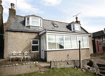 Thumbnail 3 bed end terrace house to rent in The Cliff, Collieston, Ellon