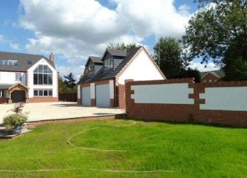 Thumbnail 5 bed detached house for sale in Church Close, Broughton Astley, Leicester, Leicestershire