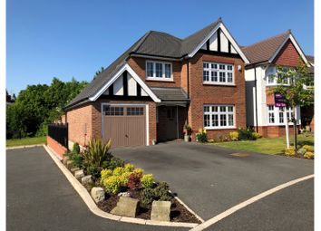 4 bed detached house for sale in Stone Mason Crescent, Ormskirk L39