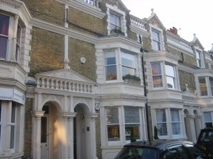 Thumbnail 1 bed flat to rent in Monson Road, Tunbridge Wells, Kent
