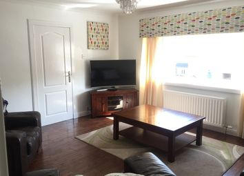 Thumbnail 4 bed terraced house to rent in Woodhall Avenue, Coatbridge