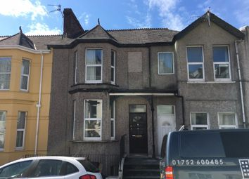 Thumbnail 5 bed town house to rent in Ashford, Mutley, Plymouth