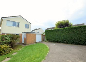 Thumbnail 4 bed detached house to rent in Shannon Way, Oakham