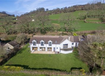 Thumbnail 5 bed detached house for sale in West Chinnock, Crewkerne, Somerset