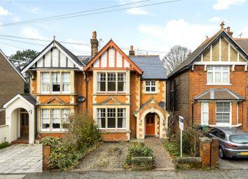 Blackborough Road, Reigate, Surrey RH2. 3 bed semi-detached house for sale