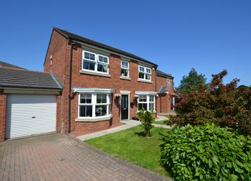 4 bed detached house for sale in Orchard Grove, Stanley DH9