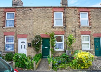 Thumbnail 2 bed terraced house for sale in West Fen Road, Ely