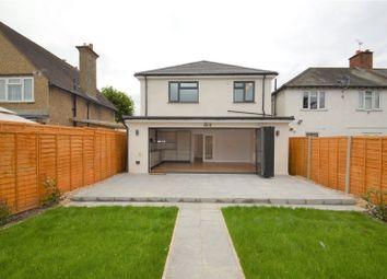 Thumbnail 3 bed detached house for sale in Longhurst Road, Croydon
