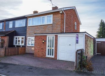 Thumbnail 3 bedroom semi-detached house for sale in Trinity Road, Wolverton