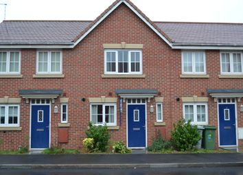 Thumbnail 2 bed terraced house to rent in Kings Sconce Avenue, Newark