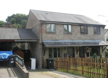 Thumbnail 3 bed semi-detached house for sale in Tomlin Place, Yorkley, Lydney
