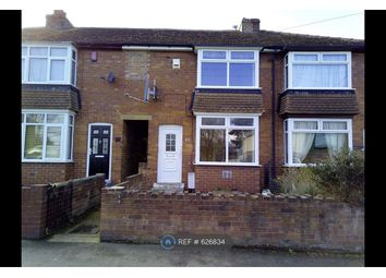 Thumbnail 3 bed terraced house to rent in Grosvenor Road, Doncaster