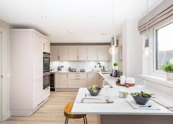 "Thumbnail 4 bedroom detached house for sale in ""Willow Garden Room"" at Lordenshaw Drive, Rothbury, Morpeth"
