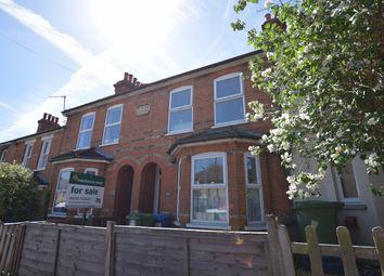 Thumbnail 3 bedroom terraced house for sale in Holly Road, Aldershot