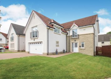 Thumbnail 5 bed detached house for sale in Sandmartin Grove, Lenzie