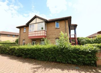 Thumbnail 2 bed flat for sale in Pomander Crescent, Walnut Tree, Milton Keynes