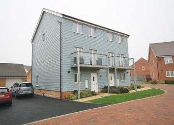 Thumbnail 4 bed property to rent in Rose Drive, Cringleford, Norwich