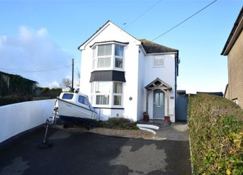 Thumbnail 3 bedroom detached house for sale in Lynstone Road, Bude