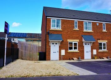 Thumbnail 2 bedroom semi-detached house for sale in Ash Tree Grove, Leeds