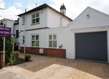 Thumbnail 4 bedroom semi-detached house for sale in The Avenue, Northampton