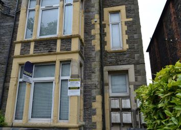 Thumbnail 2 bed flat to rent in 51, Richmond Road, Roath, Cardiff, South Wales