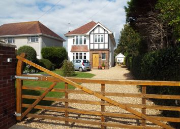 Thumbnail 4 bed detached house for sale in 69 Southgate Road, Southgate, Swansea