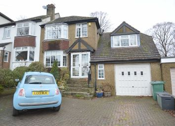 Thumbnail 5 bed semi-detached house for sale in Prestbury Crescent, Banstead