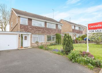 Thumbnail 3 bed semi-detached house for sale in Cranmore Road, Wolverhampton