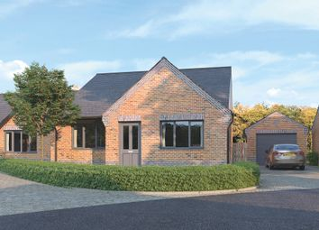 Thumbnail 2 bedroom detached bungalow for sale in Plot 7, St Mary's Walk, Newbold