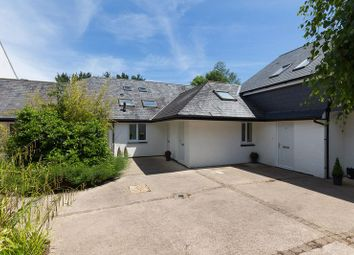 Thumbnail 3 bed terraced house for sale in Highcroft Park, Chudleigh, Newton Abbot