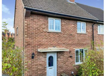 Thumbnail 3 bed semi-detached house for sale in South Drive, Swadlincote