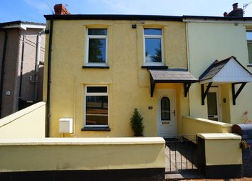 Thumbnail 2 bed end terrace house for sale in Station Road, Risca, Newport