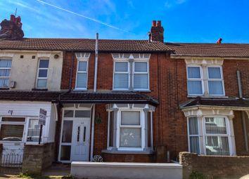 3 bed terraced house for sale in St John's Road, Gillingham ME7