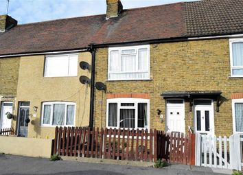 Thumbnail 2 bed terraced house for sale in Cornwallis Avenue, Gillingham