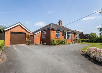 Thumbnail 3 bed detached bungalow for sale in Ladderedge, Leek