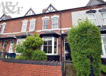 Thumbnail 2 bed terraced house for sale in Gravelly Lane, Erdington, Birmingham