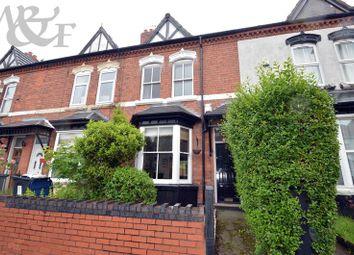 Thumbnail 2 bedroom terraced house for sale in Gravelly Lane, Erdington, Birmingham