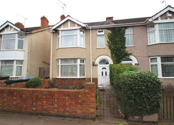 Thumbnail 3 bed semi-detached house for sale in Siddeley Avenue, Stoke, Coventry