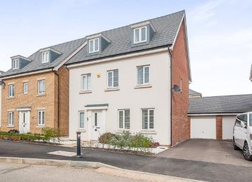 Thumbnail 5 bedroom detached house for sale in Apollo Avenue, Peterborough, Cambridgeshire