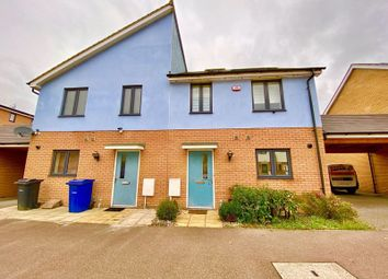 Thumbnail 3 bed semi-detached house to rent in Arcany Road, South Ockendon