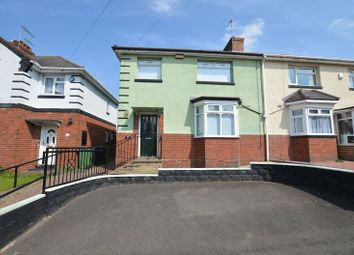 Thumbnail 3 bed semi-detached house to rent in Wheatley Road, Warley Woods Area, Oldbury
