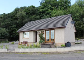 Thumbnail 2 bed detached bungalow for sale in Fort Road, Kilcreggan