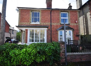 Thumbnail 3 bed terraced house to rent in Lincoln Road, Dorking