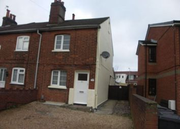 Thumbnail 2 bedroom end terrace house to rent in Flaxfield Road, Basingstoke