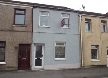 Thumbnail Terraced house to rent in High Street, Tumble, Tumble, Carmarthenshire